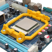 1pcs  CPU Bracket Motherboard back plate for AMD AM2/AM2+/AM3/AM3+/FM1/FM2/FM2+/940 Install the fastening