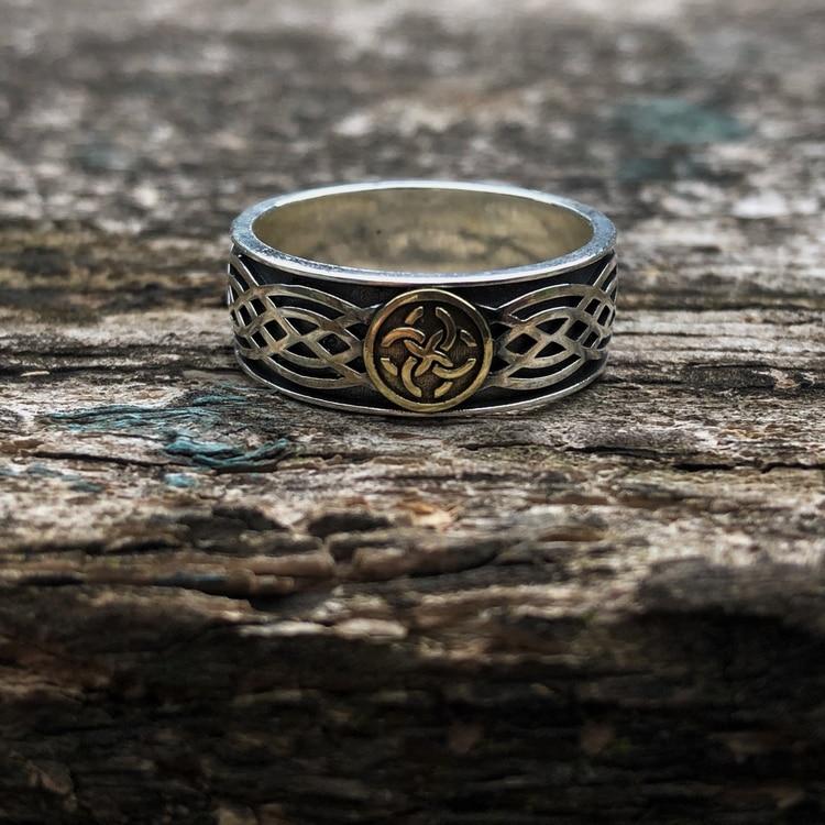 Mode 925 bague en argent pour femmes hommes Couple amant bague de bijoux de mariage