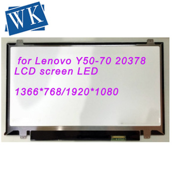 """15.6"""" Laptop Matrix for Lenovo Y50-70 20378 LCD screen LED panel 30 Pins replacement MTM:59425651"""
