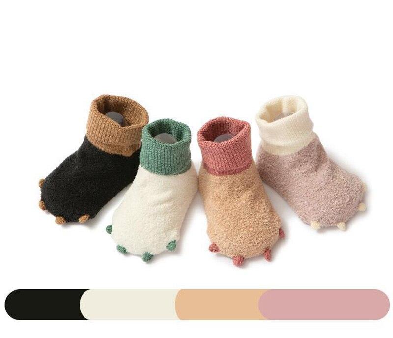 Dinosaur Paw Anti-Slip Socks 4