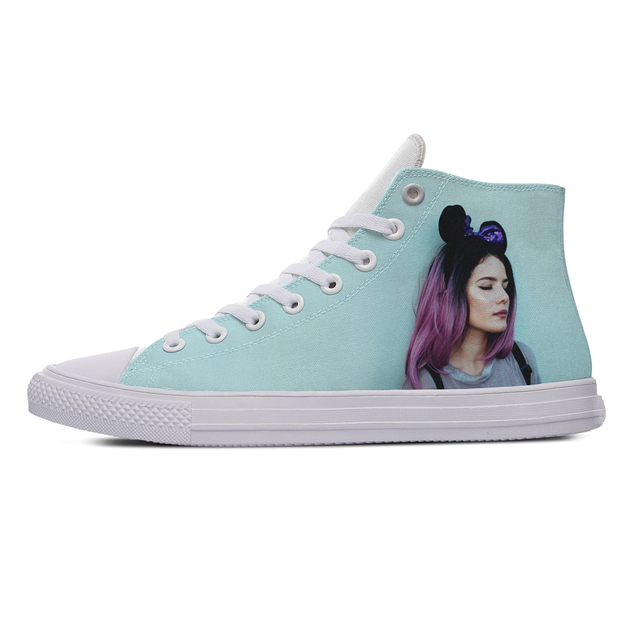 HALSEY HIGH TOP SHOES (5 VARIAN)