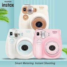 100% Original Fujifilm instax mini 7C/mini9 One-time imaging Instant Polaroid Mini7C Gift for Child Birthday gift valentine gift