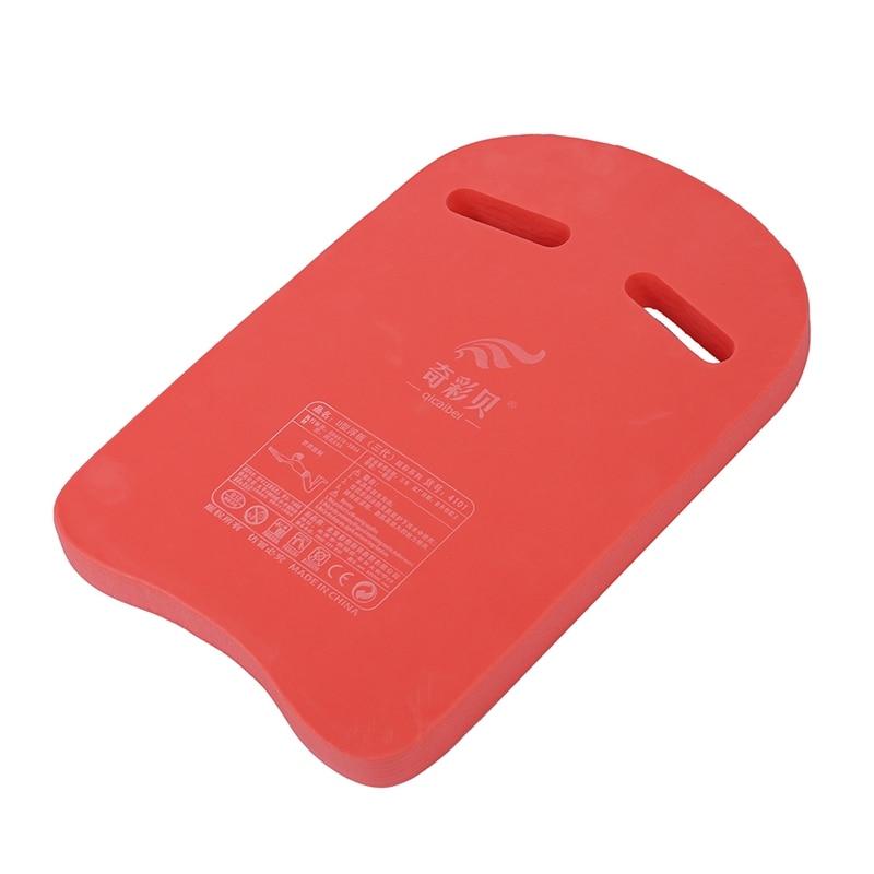 QICAIBEI Swimming Swim Safty Pool Training Aid Kickboard Float Board Tool For Kids Adults Red