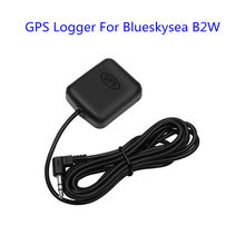 Car GPS Module Compatible Logger Navigation Receive Antenna GPS Tracker For Blueskysea B2W Dual Lens Dash Cam Car Video Recorder gps ins combined module 3d accelerometer module rdr3300 gps ins module receiver for easy use in vehicle inertial navigation