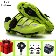 Tiebao cycling shoes sapatilha ciclismo mtb mountain bike shoes add SPD pedals cleat cycling sneakers bicycle self-locking shoes sm pd22 spd fedals for shimano pedals cleat flat pedals for m520 m540 m780 m980