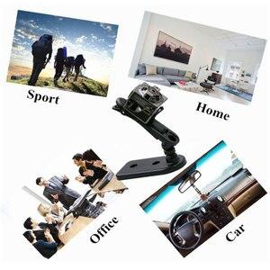 Image 3 - SQ8 Mini HD akıllı kamera 1080p 720P çift kayıt modu mikro kablosuz kamera gece görüş kamera küçük Minicamera Microchamber DVR