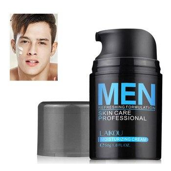 LAIKOU Men's Cream 50ml Deep Ocean Moisturizing Cream multi-effect Nourishing Repair Oil Control Facial Cream Treatment Acne недорого