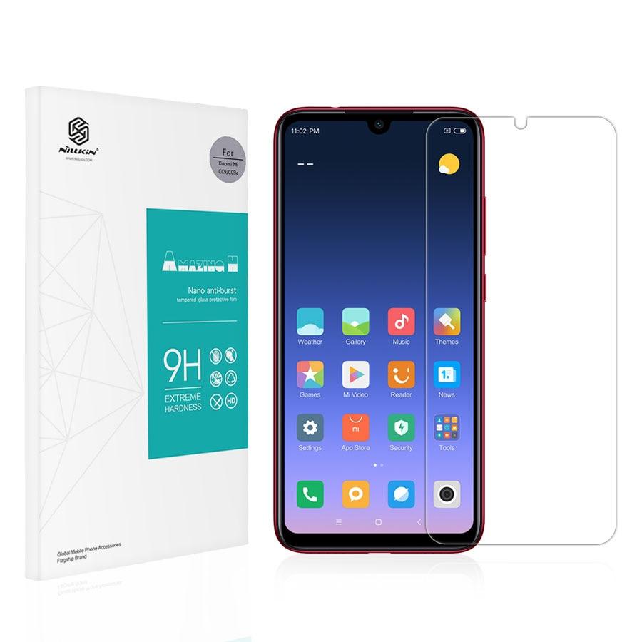 """Redmi Note 7 Glass Screen Protector 6.3"""" NILLKIN Amazing H/H+PRO 9H Tempered Glass for xiaomi redmi note 7 pro Redmi Note 7s"""