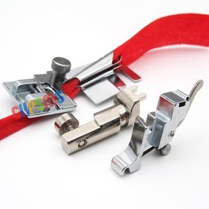 Image 4 - 1 Juego de prensatelas de encuadernación Bias con adaptador para máquinas de estilo antiguo BERNINA, modelos 530, 730, 830, 801, 930, CY 9907, CY 7300L, 001947.70.00