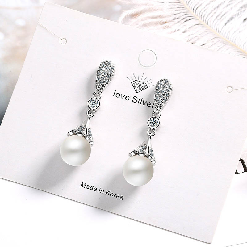 H9ff3b701a9074385a9a83c1e4d4145037 - Classic 925 Silver Drop Earrings