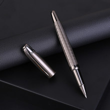 Guoyi A109 Luxury Eenvoudige Business Examen Metal High-End Gifts Mass Customization Logo Signature Gel Pen Journal Levert