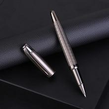 Guoyi A109 Luxury Eenvoudige Business Examen Metal High-End Gifts Mass Customization Logo Signature Gel Pen Journal Levert