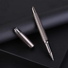 Guoyi stylo Gel A109 à sensation lourde, en métal, pour cadeaux de bureau et avec logo dentreprise, signature, personnalisation