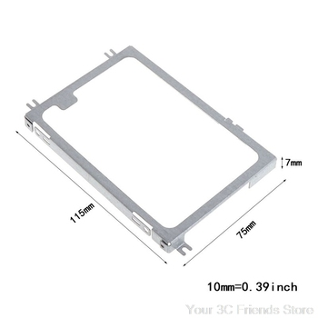 HDD Caddy Bracket Hard Drive Disk Frame Holder Adapter Screw Accessory Replacement for DELL E5450 Ju29 20 Dropship image
