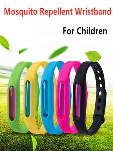 Bracelet Wristband Bugs-Control Mosquito-Repellent Insect Pest Capsule for Kids Professional