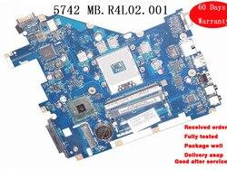 LA-6582P para acer aspire 5742 series 15.6