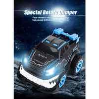 Quattro Canali di Controllo Remoto Stunt Car Wireless RC Auto Grande Piede Ad Alta Velocità Off-Road Del Veicolo Da Corsa Drift Per giocattoli per bambini