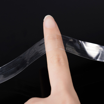 3Pairs=6Pcs Metal Buckle Bra Straps Belt Women's Elastic Transparent Silicone Adjustable Invisible Intimates Women Accessories 3