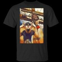 Masculino nate diaz vs jorge masvidalharajuku streetwear camisa menpainting único t camisa tamanho m 3xl