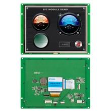 панель промышленный LCD 10,4 дюймов + программой по UART / RS232 в интерфейс RS485 интерфейса TTL