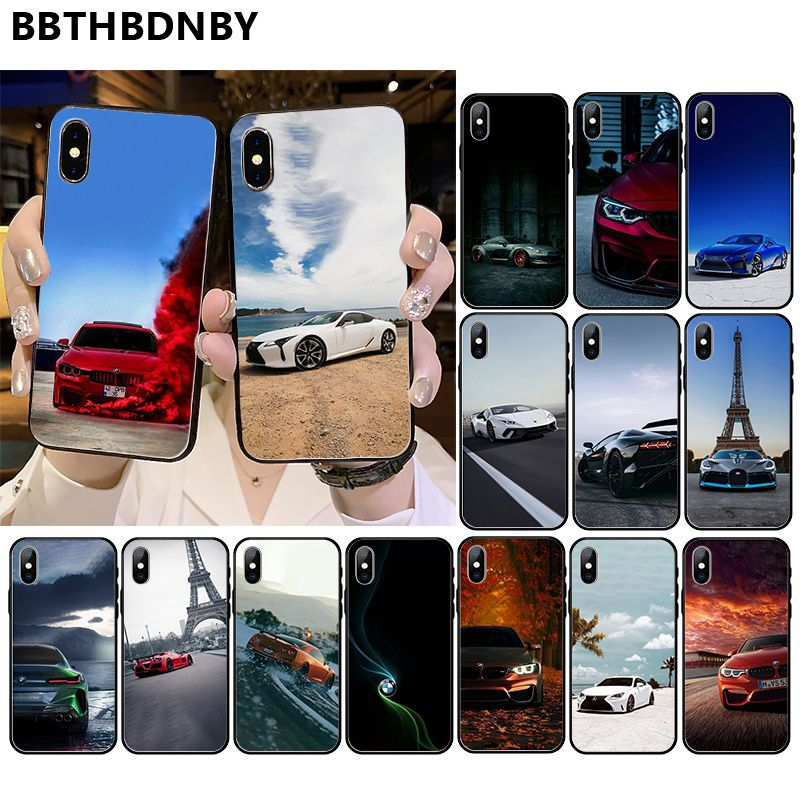 coque iphone 7 bmw silicone