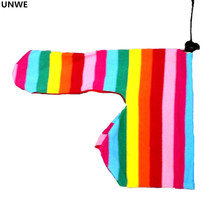 Gay Sex Mens Underwear Drawstring Elephant Pouch Thong Tanga Funny No-Back Nose Long-Sleeve