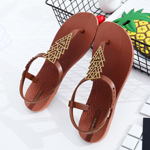 Women shoes Beach Sandals Summer Ladies Slippers Casual SLight fashion Comfortable Female flats Bohemia Sandals women sandals fashion summer shoes women beach sandals flats summer sandals shoes female ladies sandals sandalias mujer black