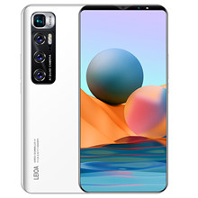 "Smart phone Note10 Pro 6GB 128GB 5G Smartphone 6.1"" MTK 6763 10 core 4g network Mobile Phones Android 10.0 4800mAh CellPhone"