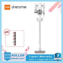 Aspiradora portátil sin cable xiaomi Dream V9 / V9P 400W 20000Pa colector de polvo de alfombras con filtro ciclónico