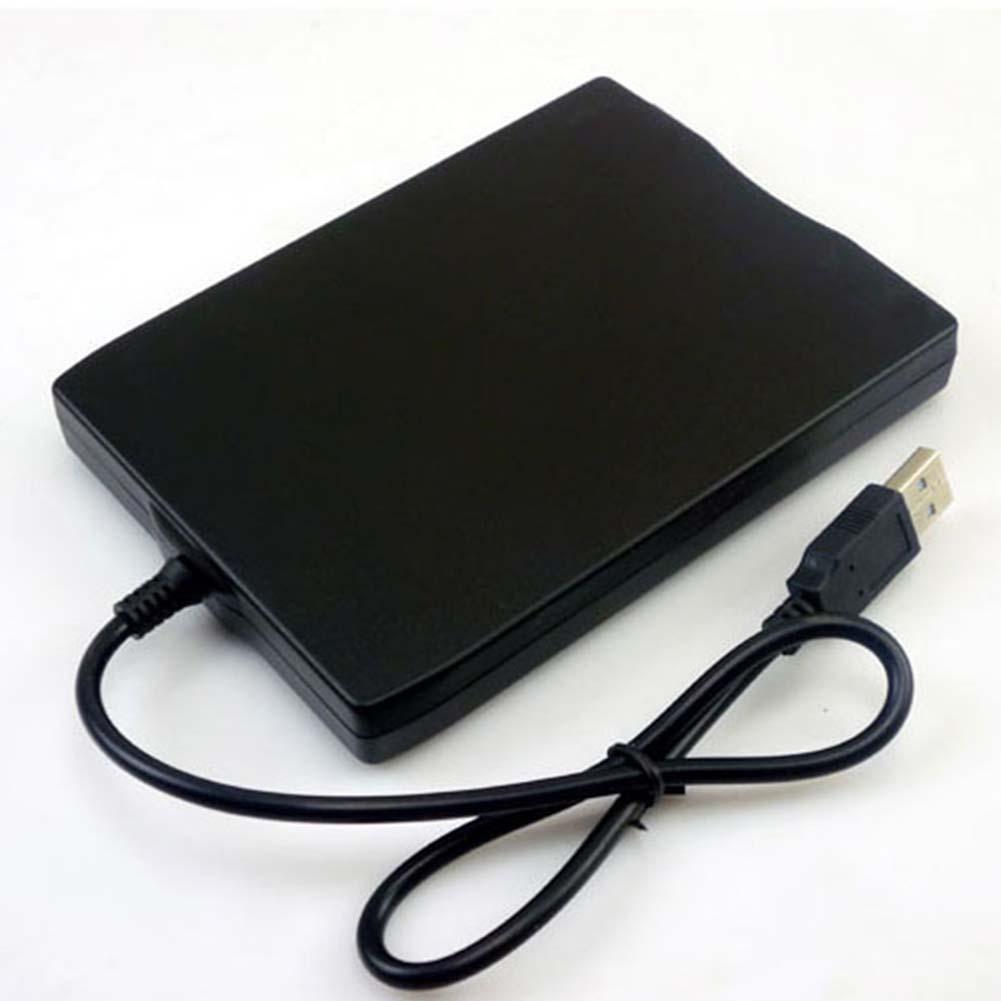 PortableB External Diskette Drive 1.44 MB Floppy Disk FDD 12 Mbps CD-ROM For Driver For Desktops Laptops #913
