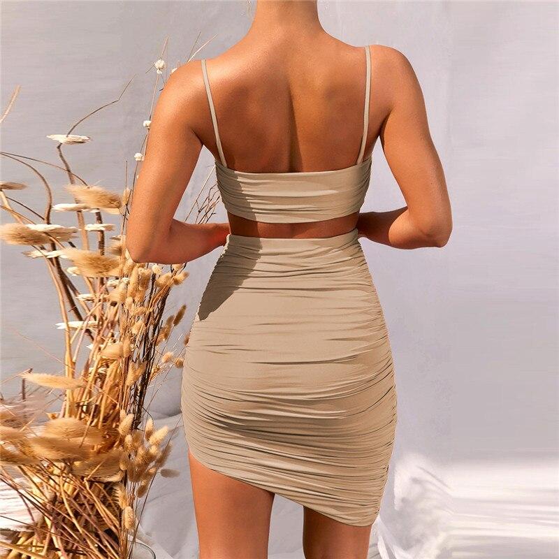 women summer set dress08