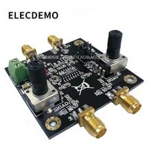 Ad605_vga duplo canal de controle módulo amplificador ganho ajustável baixo ruído alta precisão 5 v única fonte