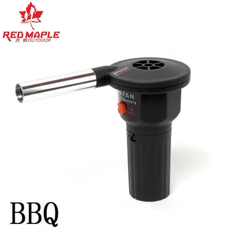 Outdoor Camping Electric Air Blower Portable Barbecue Blow Dryer Fire Tool Ignition Tool Picnic Hand Fan