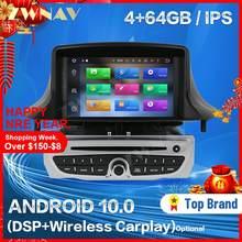 Carplay Für 2009 2010 2011 2012 2013 2014 2015 Renault Megane 3 Fluence Android Player GPS Audio Stereo Radio Recorder kopf Einheit