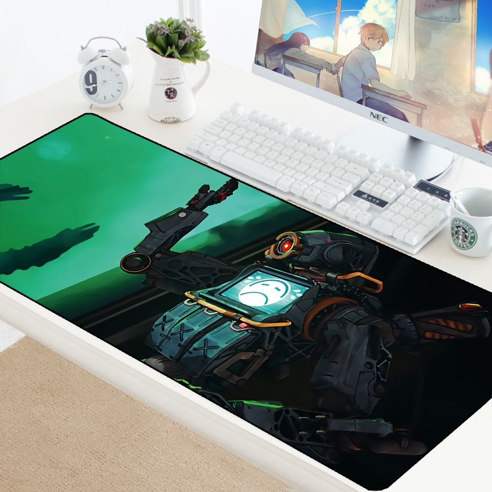 Apex Legends Keyboard Mousepad Computer Gaming XL Mouse Pad Speed Padmouse Large Grande Mouse Mats Office Desk Protector Desktop