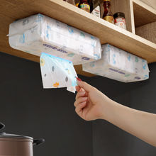 Kitchen Towel Cleaning Cloths Non-Woven Fabric Lazy Rags Wet and Dry Washable Disposable Dish Paper Towel Cloth