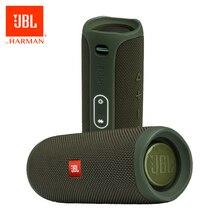 JBL Flip 5 مكبر صوت لاسلكي قابل للحمل IPX7 مقاوم للماء بلوتوث باس قناة الموسيقى المشكال Flip 5 الصوت مع دعم متعدد