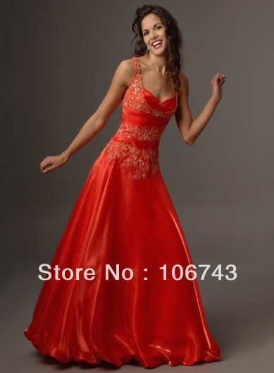 Free Shipping Sexy Bridal Weddings Princess Custom Beading Appliques Red Party Lace Evening Mother Of The Bride Dresses