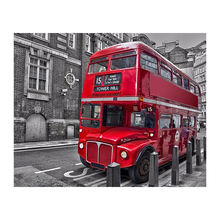 Алмазная 5d diy алмазная живопись Лондон винтажная автобусная
