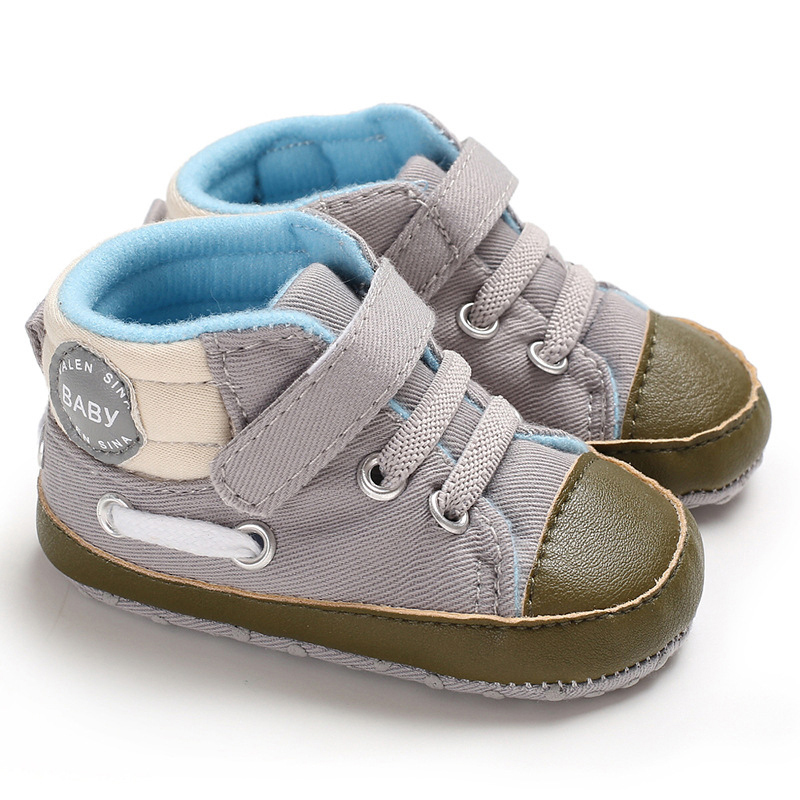 Casual Toddler Baby Boy Girl Shoes Soft Sole Crib Shoes For 0-18 Month