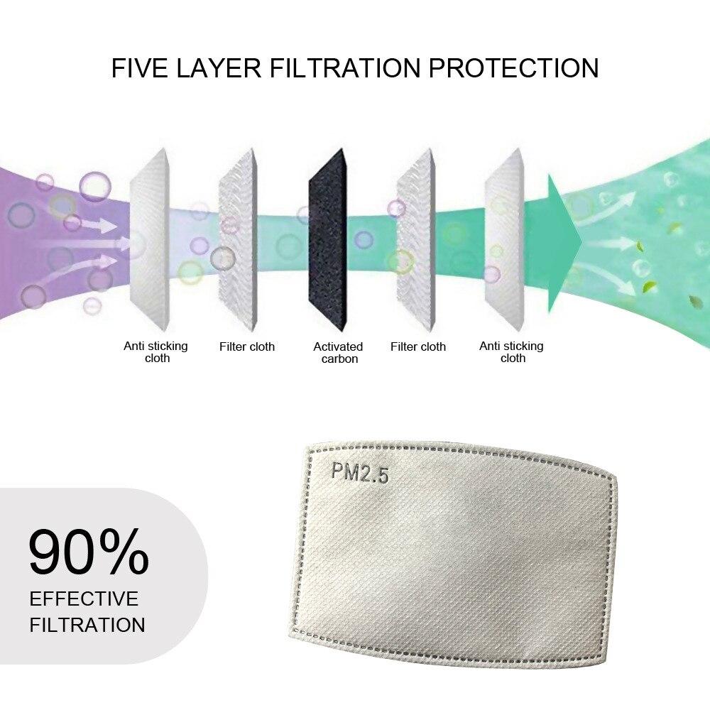 Противозагрязняющая маска для рта, респиратор для пыли, моющиеся многоразовые маски, хлопковые унисекс маффли для рта