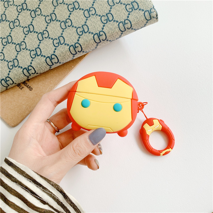 Marvel Silicone Case for AirPods Pro 32