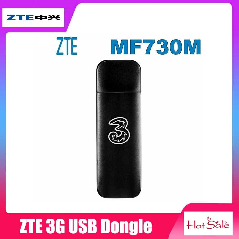 O/S Hot Sale Unlocked ZTE MF730M 42.2 Mbps 3G USB Dongle