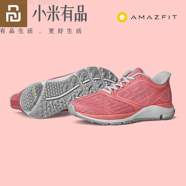 Youpin Antelope Light Shoes Outdoor Sports Shoes Goodyear Rubber Breathable Sneakers Smart Running Sneakers For Xiaomi Amazfit