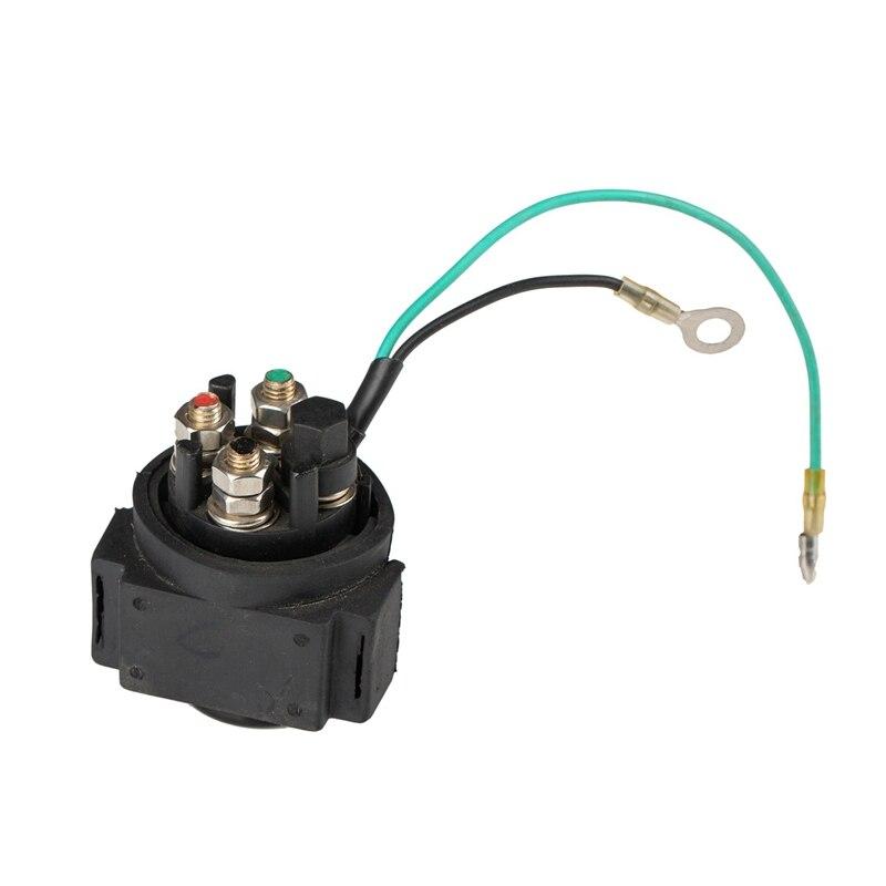 6E5-8195A-01-00 6E5-8195C-01-00 Power Trim Tilt Down Relay Assembly For Yamaha 115-200HP