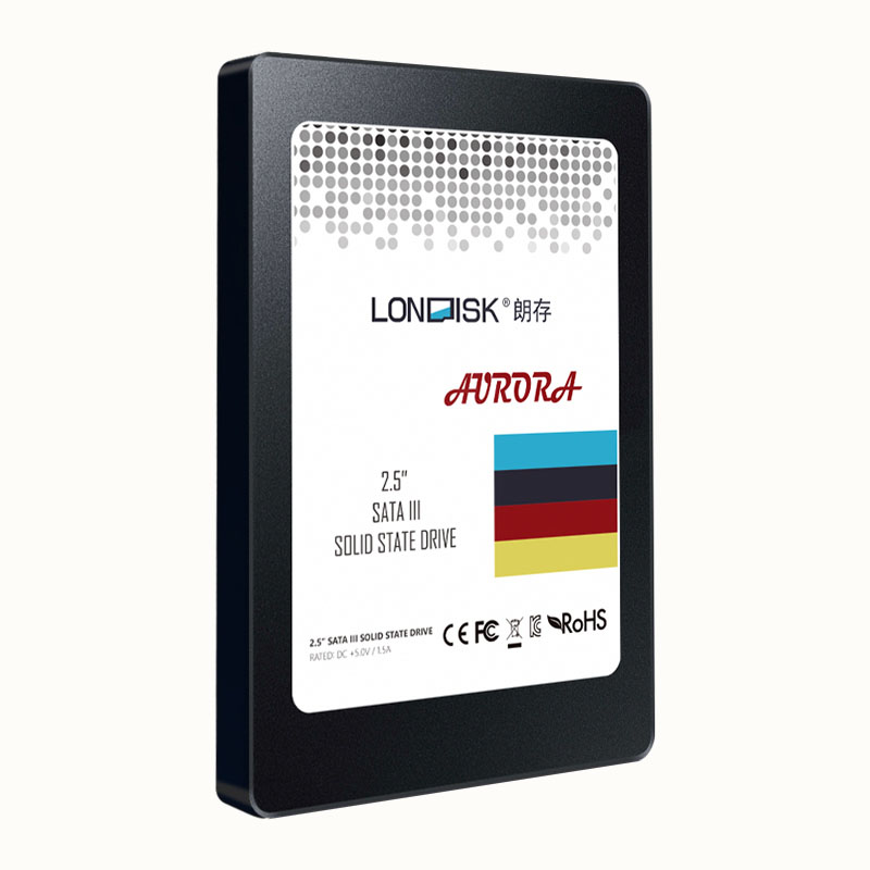 LonDisk Original SSD 120GB 240GB 480GB 960GB 2.5 inch SATA III HDD Hard Disk HD SSD Notebook PC 120 240 480 960 G Internal Solid image