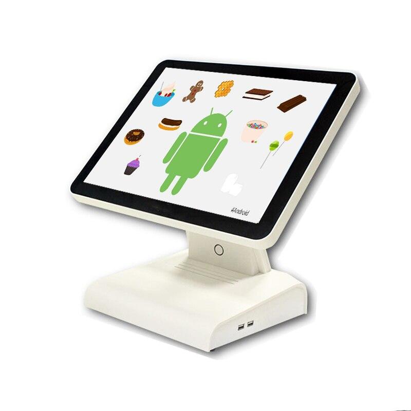 Pos терминал для Android 15 pos система RK3288 Android POS все в одном ЖК светодиодный монитор с Заводской ценой
