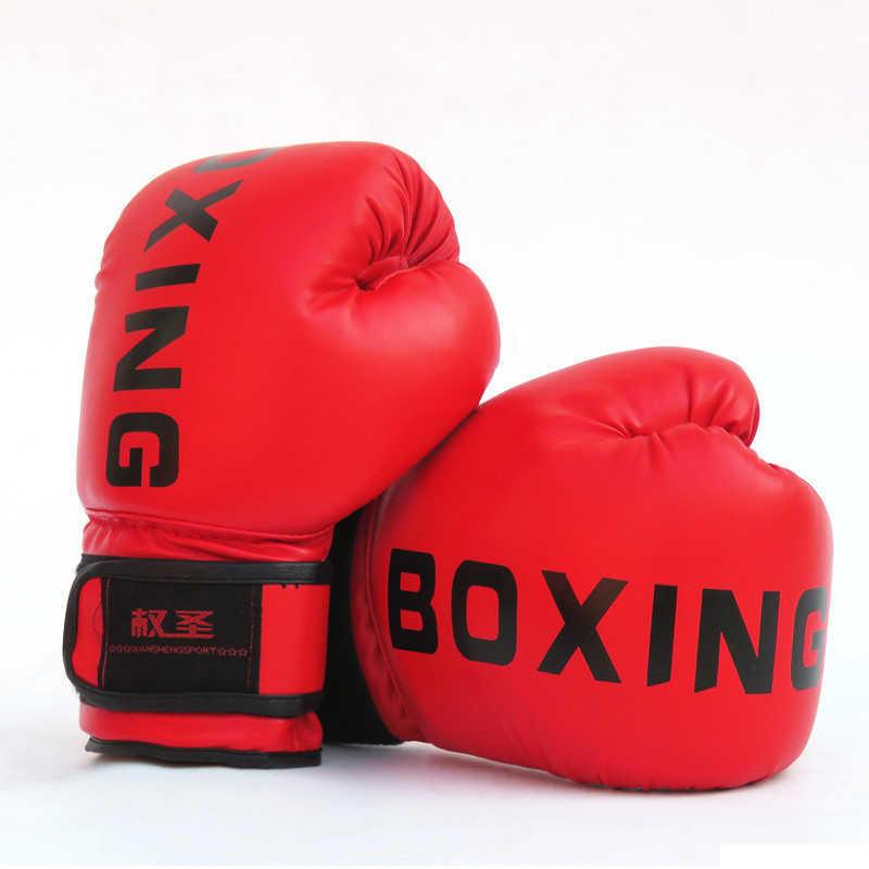6oz Kids KICK Boxing//MMA//UFC//Sparring//Training//Muay Thai Kick Gloves Red