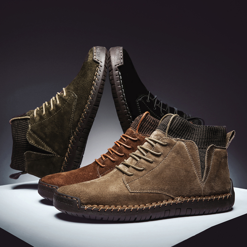 Casual shoes boots