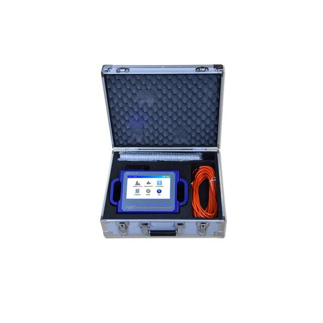 جهاز كشف المياه الأرضية PQWT عالية الكشف عن عمق البحث تحت الأرض جهاز كشف المياه 6